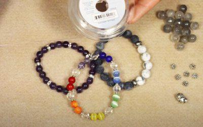 Comment faire un bracelet extensible