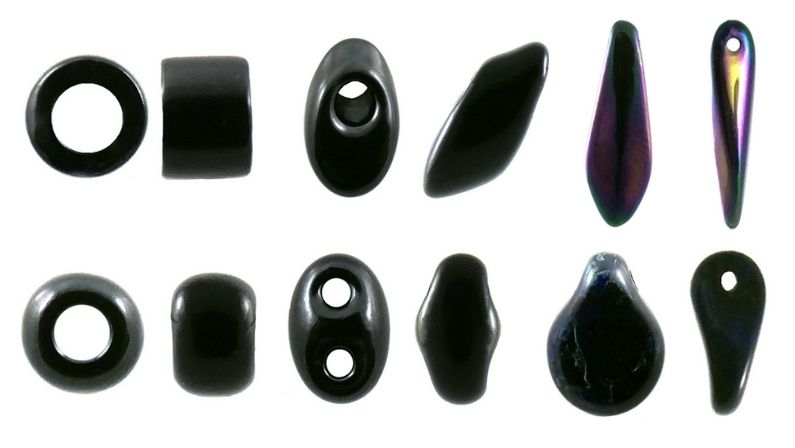 Charte perles de tissage