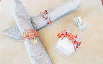 Décorations de table au crochet