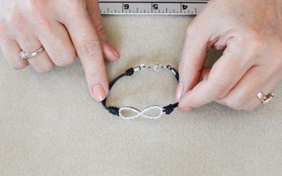 Bracelet en cuir et connecteur